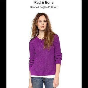 Rag & Bone Kendall Ragland Pullover